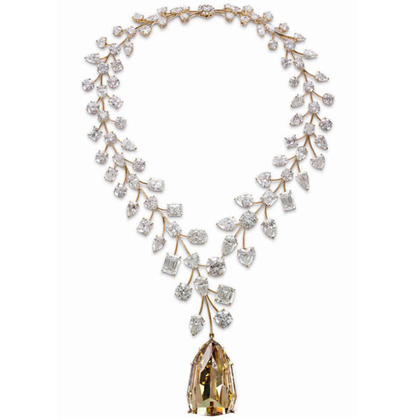 L'Incomparable Diamond Necklace, Powerball
